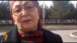 Рыскулова, Үй-бүлөдөгү зомбулук коомго көз каранды