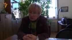 Руководитель Ростовского регионального отделения Союза журналистов Вера Южанская