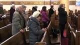 Chicago Ukrainian Community Prays For Peace In Ukraine