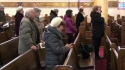 Chicago Ukrainian Community Prays For Peace In Ukraine