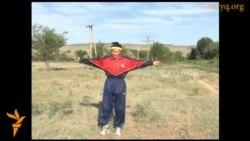 76-летний бегун из Талдыкоргана