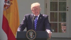 Трамп: США готові до «військового варіанту» із Північною Кореєю (відео)