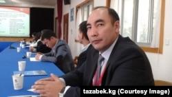 Таалайбек Байгазиев.