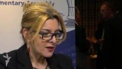 APCE amînă eventuale sancțiuni împotriva autorităților ucrainiene