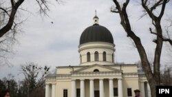 Catedrala Mitropolitană din Chișinău/ IPN