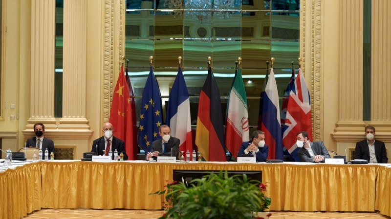 Russia, European Powers Differ On Road Ahead At Iranian Nuclear Talks