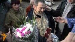 Мохнаткин выходит на свободу