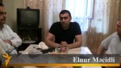 """""""Апрелевец"""" Эльнур Маджидли на свободе"""