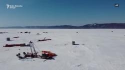 Ruski podvodni teleskop za najmanje čestice univerzuma