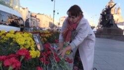 Обыск в доме Рослякова и траурные акции. Все о трагедии в Керчи (видео)