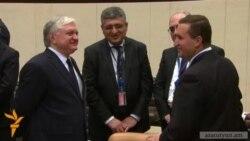 Նալբանդյանը վերահաստատել է ՆԱՏՕ-ի հետ Հայաստանի համագործակցությունը