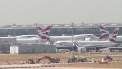 Лондонский аэропорт Хитроу приостанавливал работу из-за дрона. Недавно то же произошло в Гатвике
