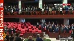 Էրդողանը ստանձնեց Թուրքիայի նախագահի պաշտոնը