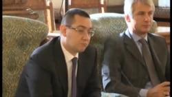 Traian Băsescu: Leu la televizor, pisicuț la Cotroceni (Victor Ponta)
