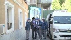 Узбекские медики помогают таджикским коллегам бороться с коронавирусом