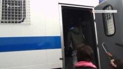 В Севастополе прошла выставка полицейской техники (видео)