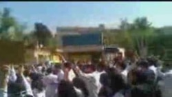 تظاهرات پزشکان و پرستاران