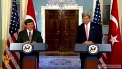 ԼՂ հիմնահարցը՝ թուրք-ամերիկյան բանակցությունների օրակարգում