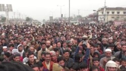 Pakistanis Protest Shop Demolitions After Traders Electrocuted