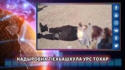 Кадыровна тIехьашхула урс тохар