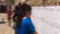 يوم التصويت العام في دهوك