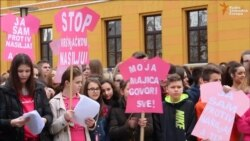 Dan ružičastih majica: Stop vršnjačkom nasilju