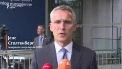 Столтенберг - оптимист за Македонија во НАТО и ЕУ