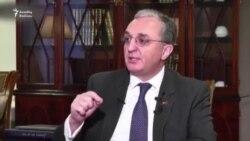 Mnatsakanyan:Danışıqlarda Dağlıq Qarabağ rejimi də iştirak etməlidir