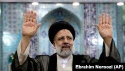 ابراهیم رئیسی یکی از نامزدان انتخابات ریاست جمهوری ایران