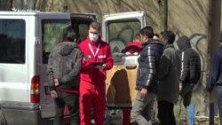 Migranti i na ulicama Tuzle