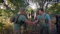 Рік мирних ініціатив на Донбасі (відео)