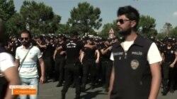 Без комментариев. Крупнейший в Турции митинг против Эрдогана.
