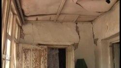 Şəkinin kəndləri zəlzələdən sonra- [Video]