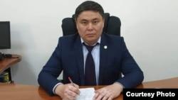Айдын Молдагалиев.