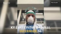 Sfida e një infermieri në kohën e koronavirusit