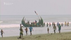 Rohingya Muslims Continue Fleeing To Bangladesh