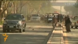 Blast Kills 3 ISAF Troops In Kabul