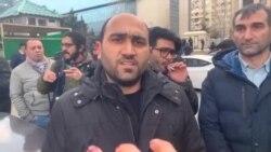 Азэрбайджанскі спэцназ арыштоўвае апазыцыянэраў