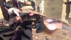 Suriyada təhlükəli kiyəvi hücumda azı 58 nəfər həlak olub