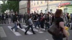 """У ОВД """"Якиманка"""""""