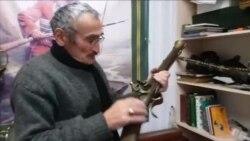 Нохчийн историко Дадаев СаьIида дуьйцу ша гулйинчу ширачу артефактех лаьцна.