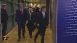 Ислам Каримов в гостях в Евросоюзе
