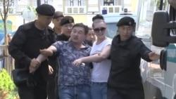 Задержанные 23 июня пишут жалобы на произвол полиции
