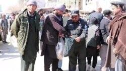 کمپاین استفاده از خریطههایتکهییدر شهر شبرغان آغاز شد