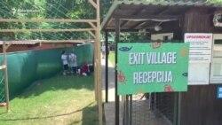 Posetioci Exita: U kampu lepše nego u stanu