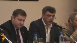 Оппозиция об идеализме и реализме Сахарова