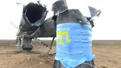 Власти Украины начали ремонтировать поврежденные опоры ЛЭП в Херсонской области