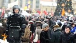 Русия: Тазоҳурот алайҳи тақаллубкорӣ дар интихобот