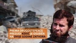 Slučaj IDIL-ovog 'kuhara' na Sudu BiH