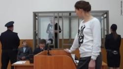 Суд отклонил доказательство невиновности Савченко